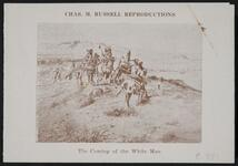 'The Coming of the White Man'