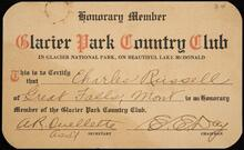 Glacier Park Country Club Membership