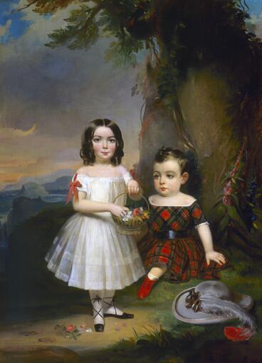 Children of John and Mary Ross (0126.1220)