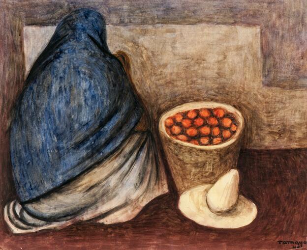 Vendedora de Jitomates (0247.1473)