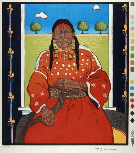 Woman in Window (14.878)