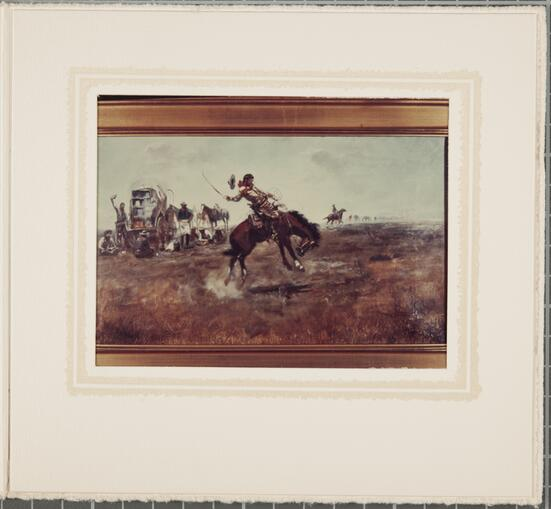 'Bronc to Breakfast' (TU2009.39.6478a)